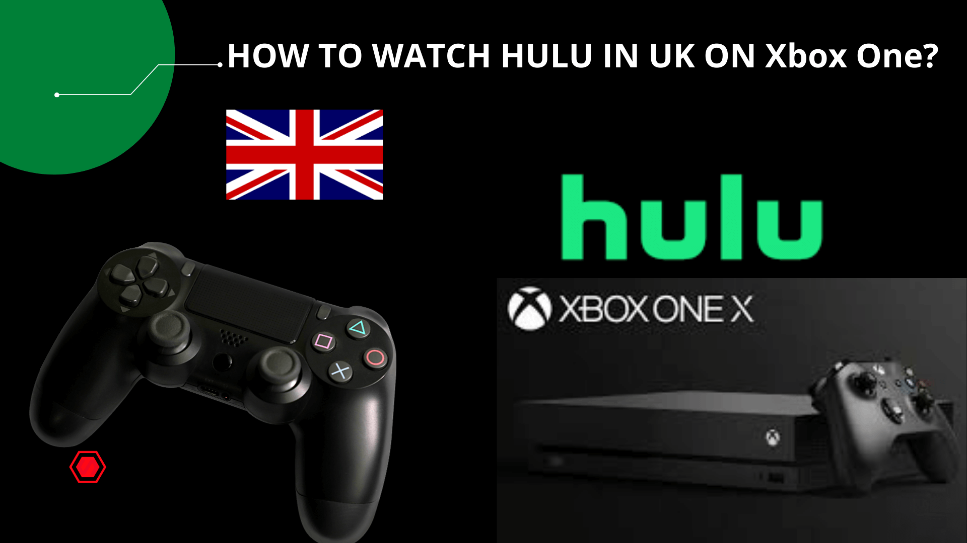 How to Watch Hulu in UK on XBox One
