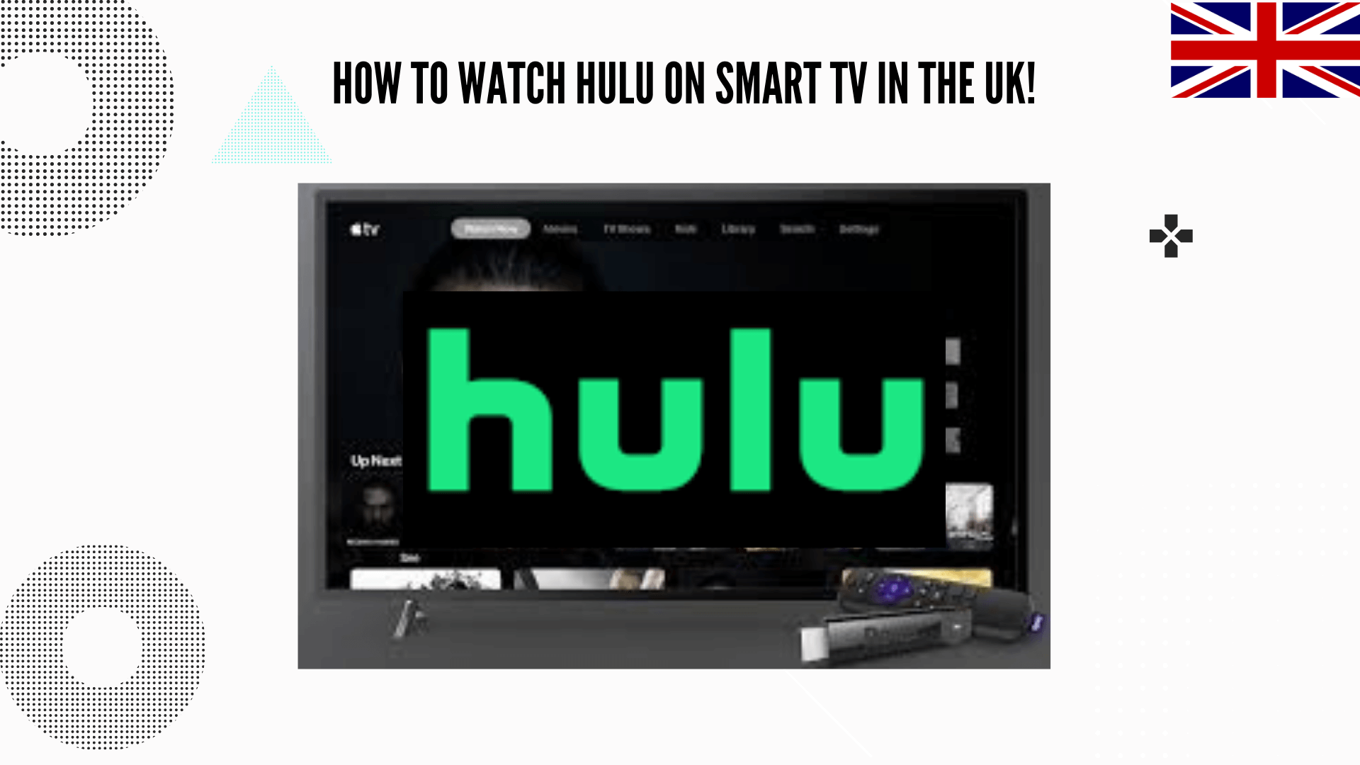 How to watch Hulu on Smart TV in the UK