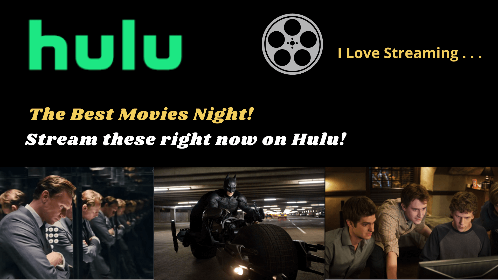 The Best Movies on Hulu